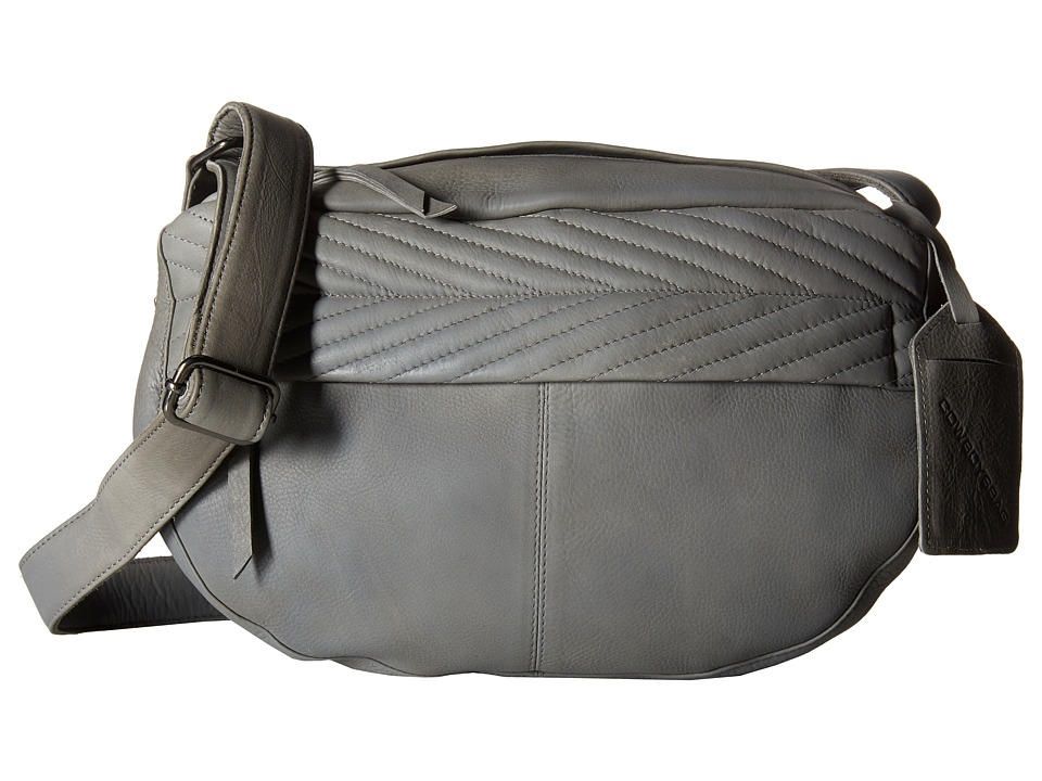 COWBOYSBELT - Spilsby (Grey) Cross Body Handbags