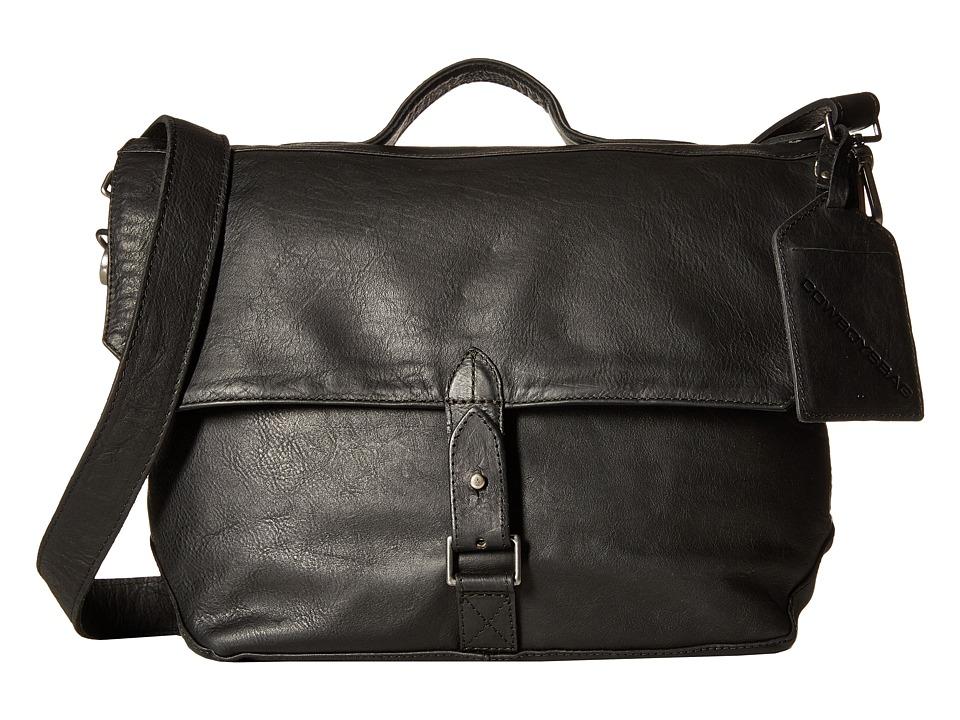 COWBOYSBELT - Eloy (Black) Messenger Bags