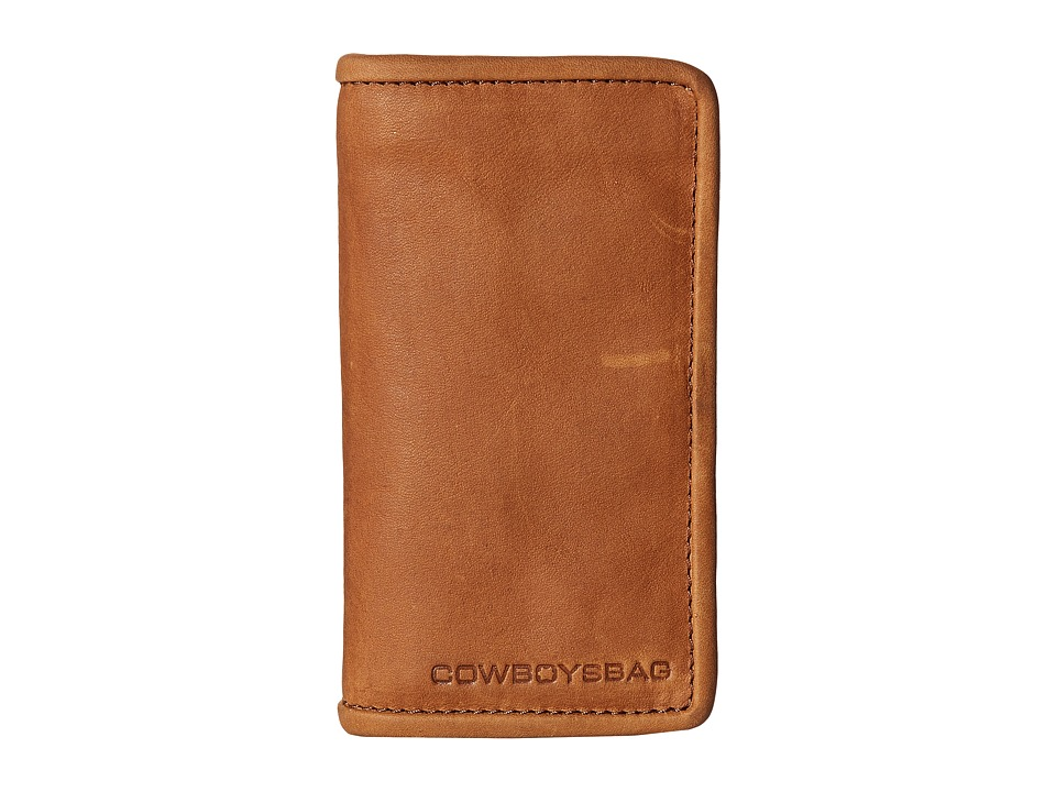 COWBOYSBELT - Carnforth (Chestnut) Bi-fold Wallet