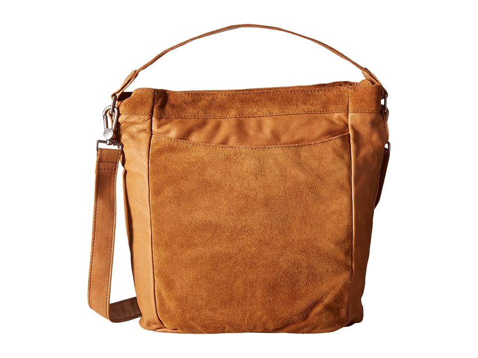 COWBOYSBELT - Ellesmere (Chestnut) Cross Body Handbags