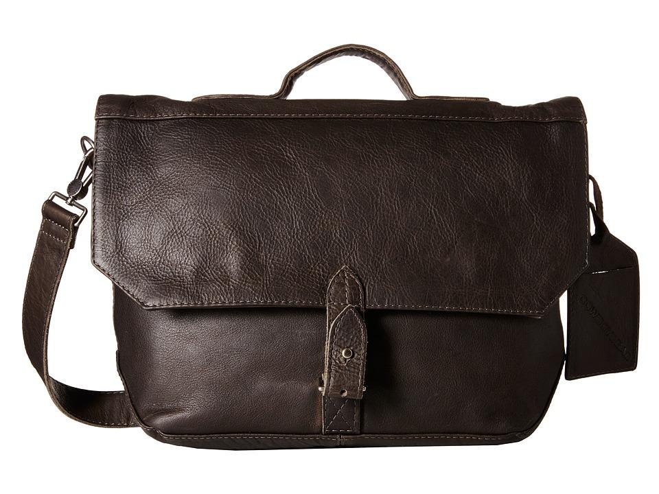 COWBOYSBELT - Eloy (Anthracite) Messenger Bags