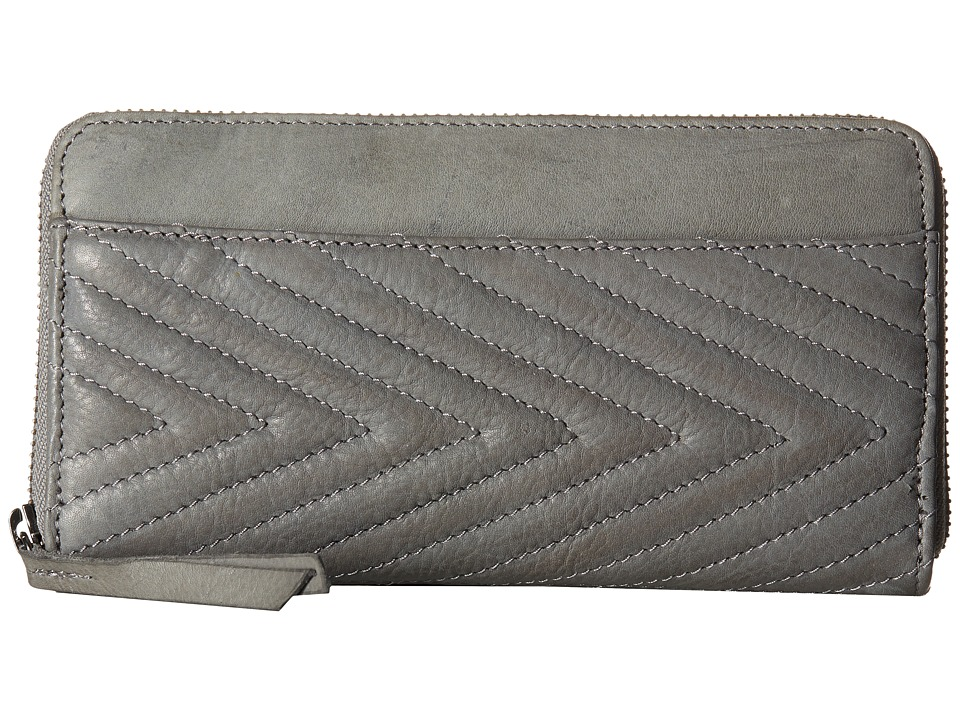 COWBOYSBELT - Wembley (Grey) Clutch Handbags
