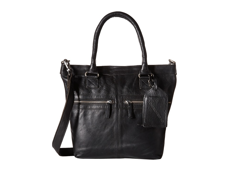 COWBOYSBELT - Brackley (Black) Tote Handbags
