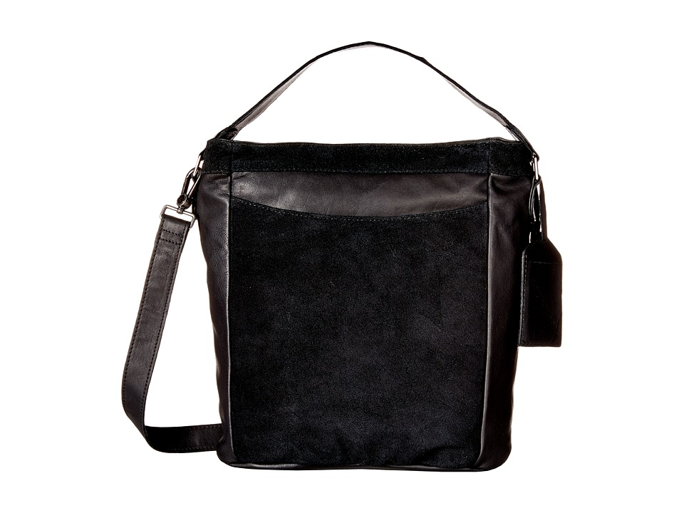 COWBOYSBELT - Ellesmere (Black) Cross Body Handbags