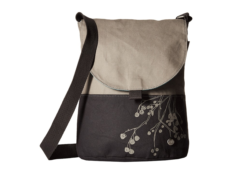 Haiku - Wonderland Crossbody (Rainier) Cross Body Handbags