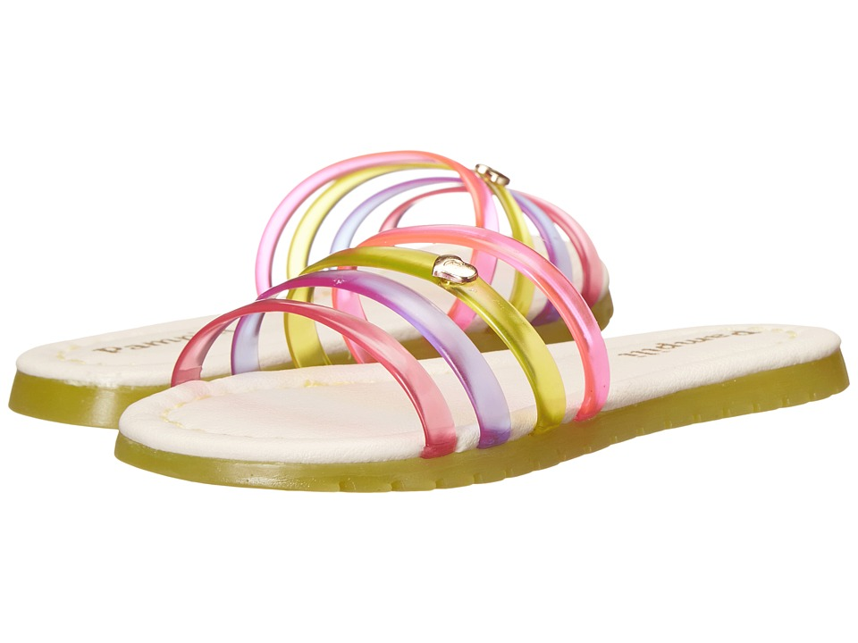 Pampili - Candy 123.014 (Toddler/Little Kid) (Amarelo Limao/Colorido) Girl's Shoes