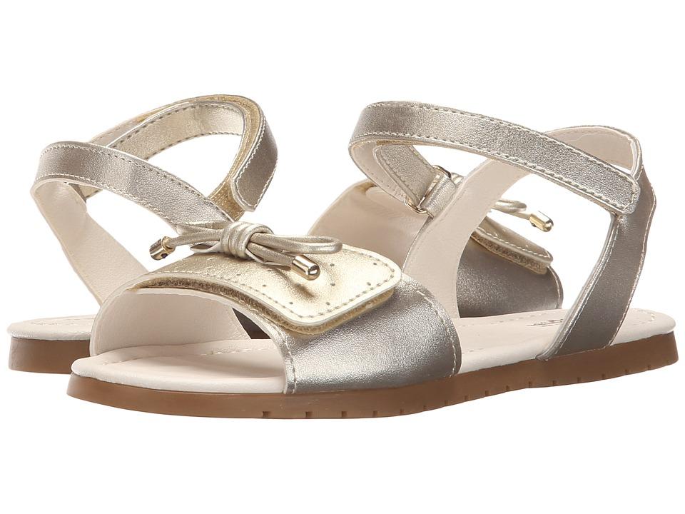 Pampili - Candy 123.004 (Toddler/Little Kid) (Dourado) Girls Shoes