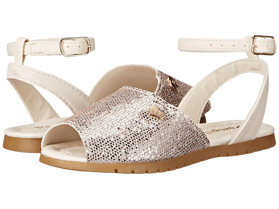 Pampili - Candy 123.007 (Toddler/Little Kid) (Cobre Rosado/Trigo) Girl's Shoes