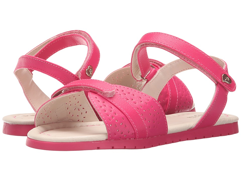 Pampili - Candy 123.005 (Toddler/Little Kid) (Pink) Girl's Shoes