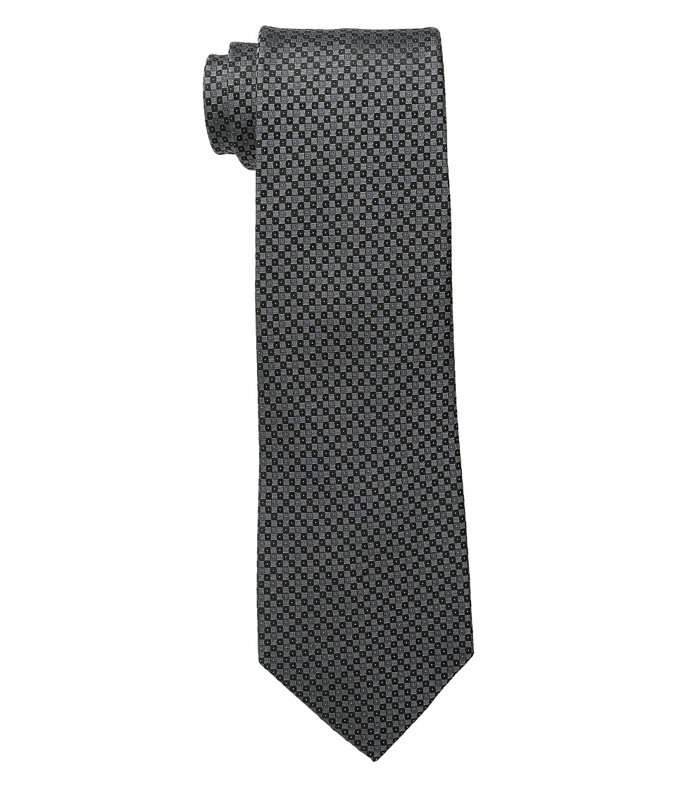 Kenneth Cole Reaction - Mini Square (Black) Ties