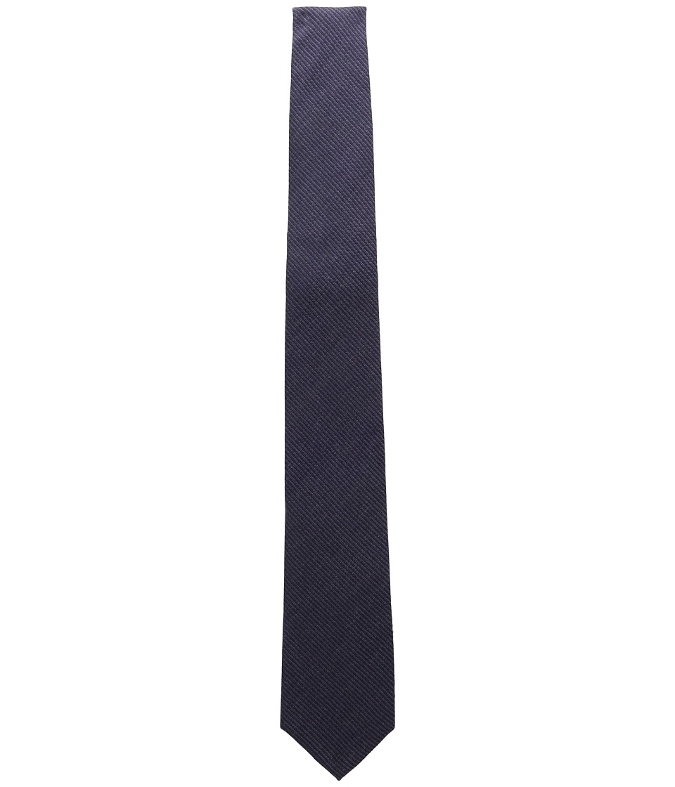 Kenneth Cole Reaction - Melange Solid (Purple) Ties