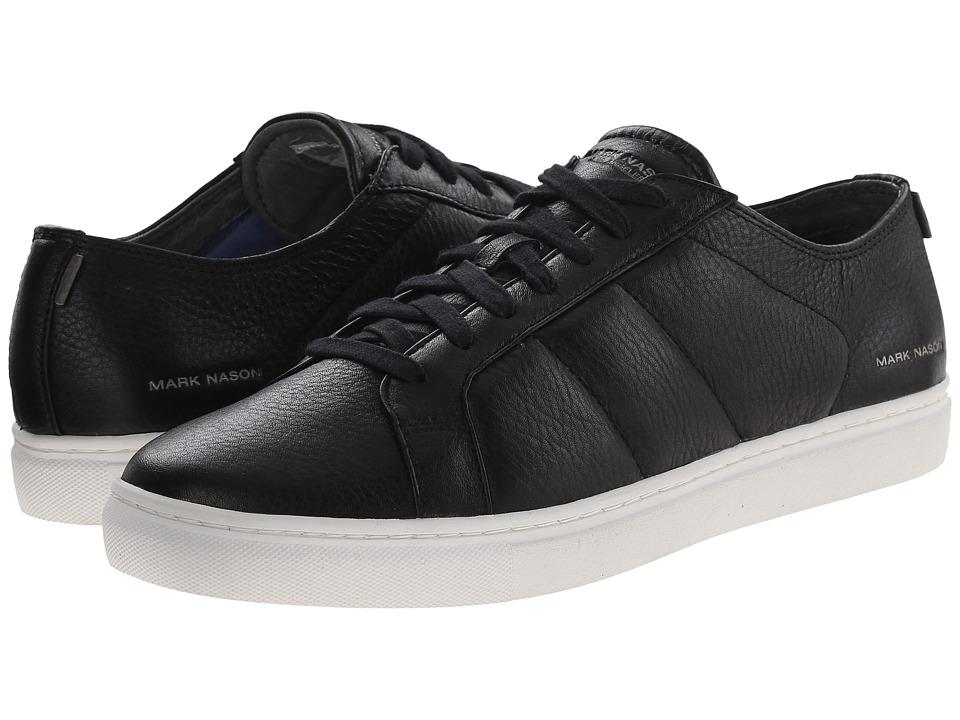 Mark Nason - Venice (Black Leather) Men's Lace up casual Shoes