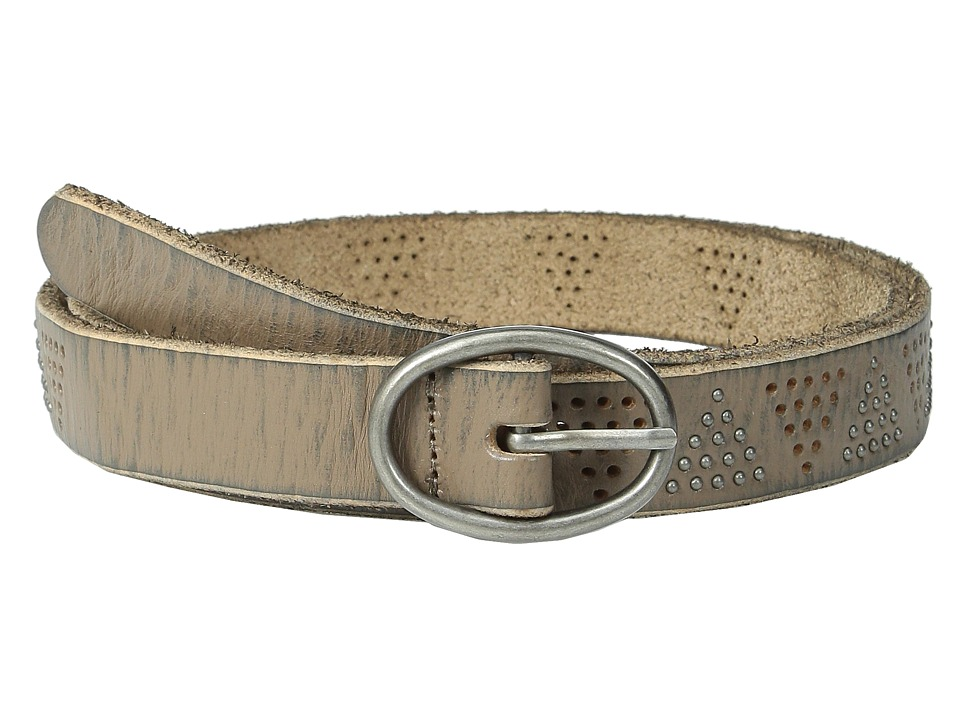 COWBOYSBELT - 259116 (Mud) Women's Belts