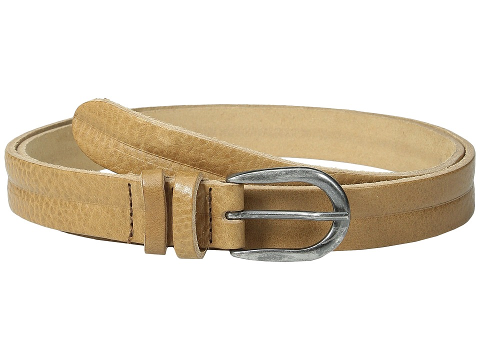COWBOYSBELT - 259117 (Camel) Women's Belts