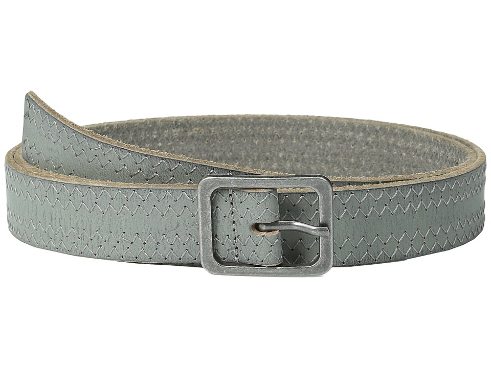 COWBOYSBELT - 309060 (Light Grey) Women's Belts