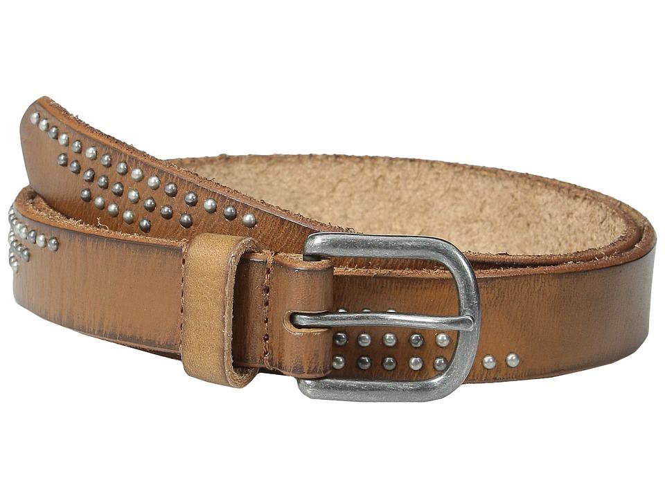 COWBOYSBELT - 259106 (Camel) Women's Belts