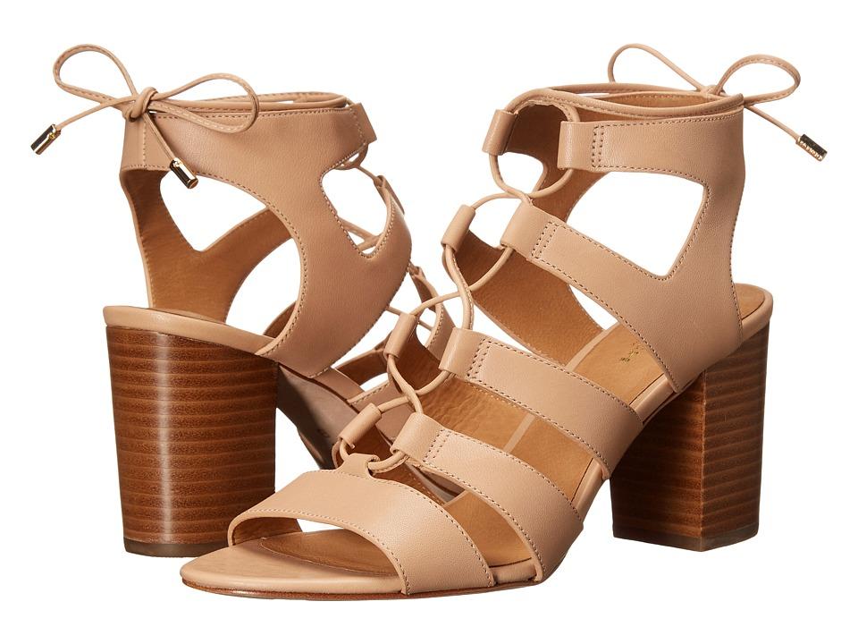 COACH - Larissa (Beechwood Semi Matte Calf) High Heels
