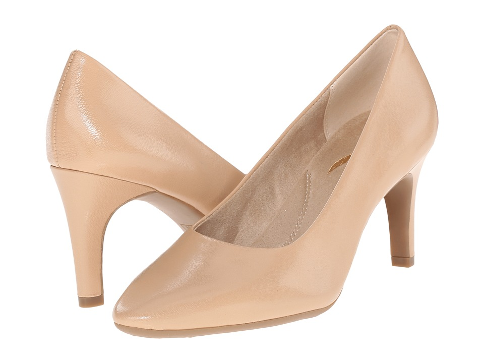 Aerosoles - Exquisite (Nude Leather) High Heels