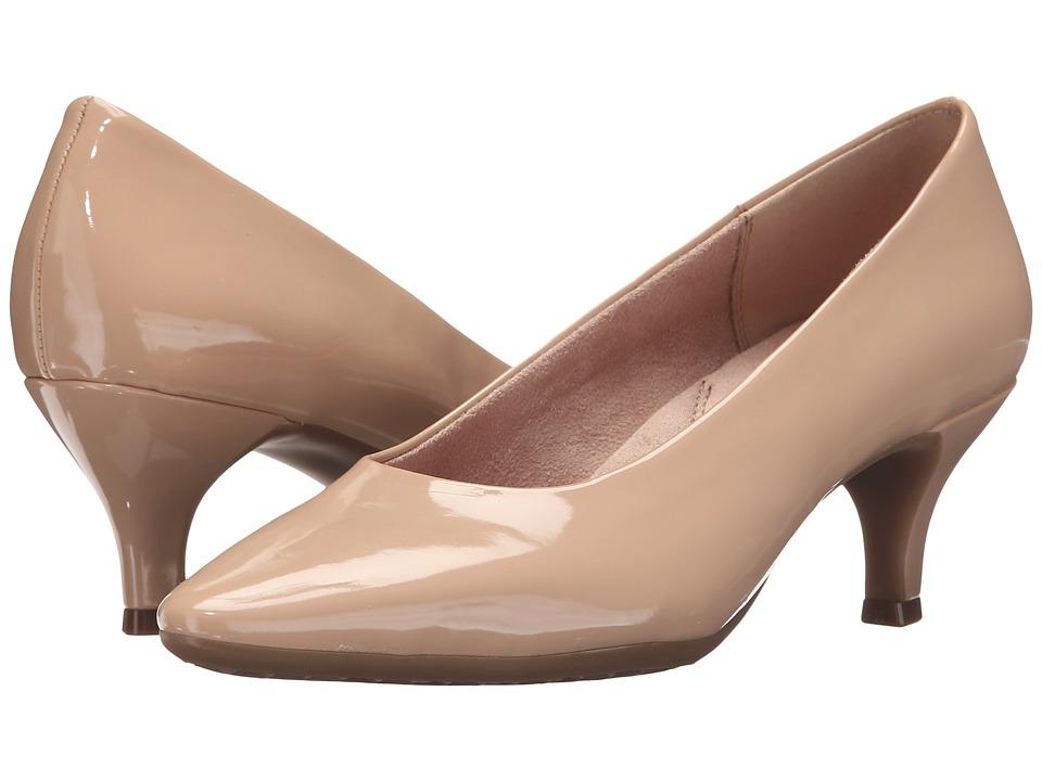 Aerosoles - Stardom (Nude Patent) High Heels