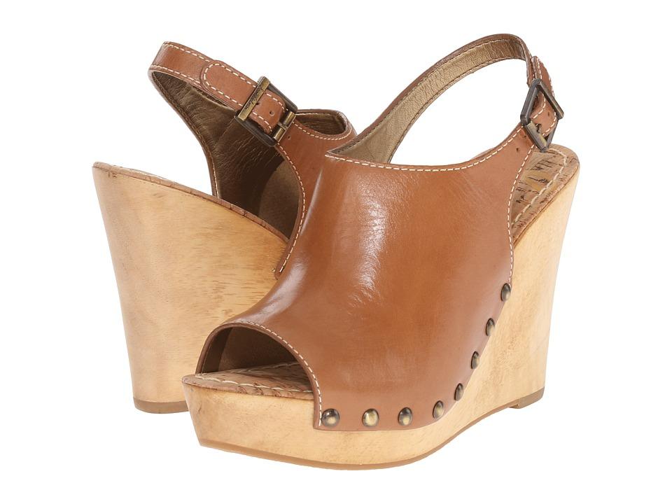 Sam Edelman Camilla (Saddle Veg Calf Leather) Women