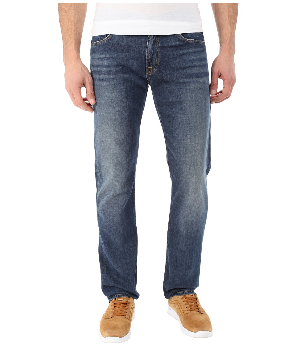 7 For All Mankind - Slimmy Slim Straight in Tacoma Hills (Tacoma Hills) Men's Jeans