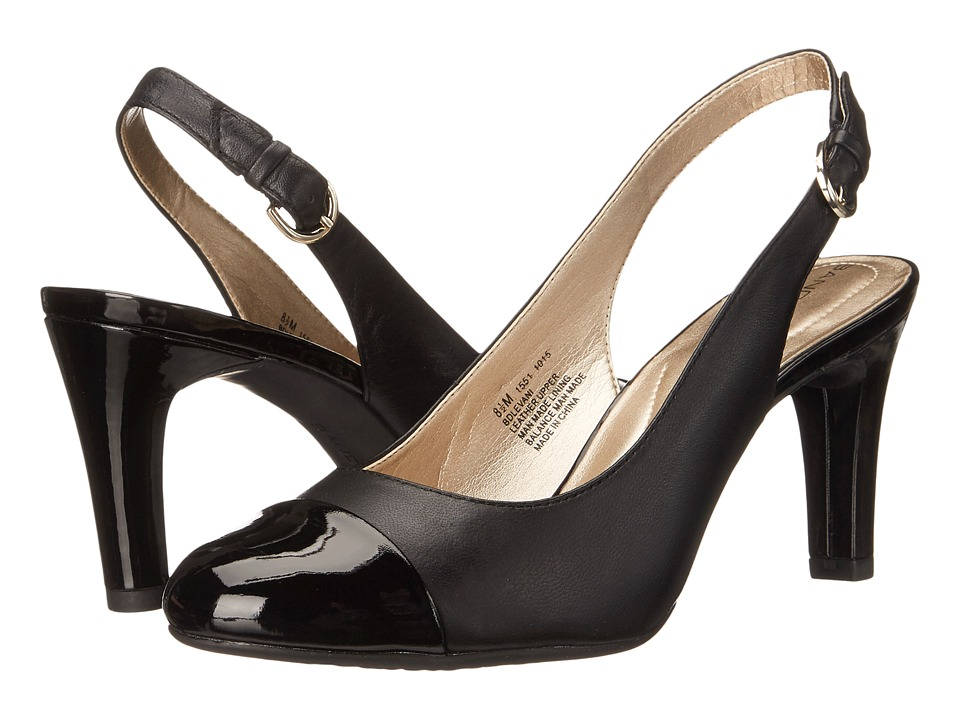 Bandolino Levani (Black/Black Leather) Women