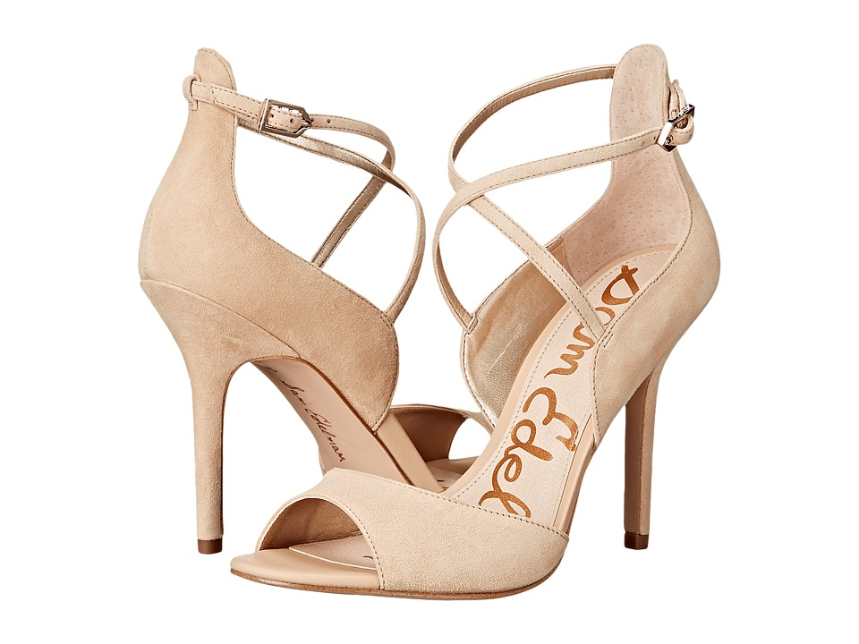 Sam Edelman - Audrey (Desert Nude Kid Suede Leather) Women's Shoes