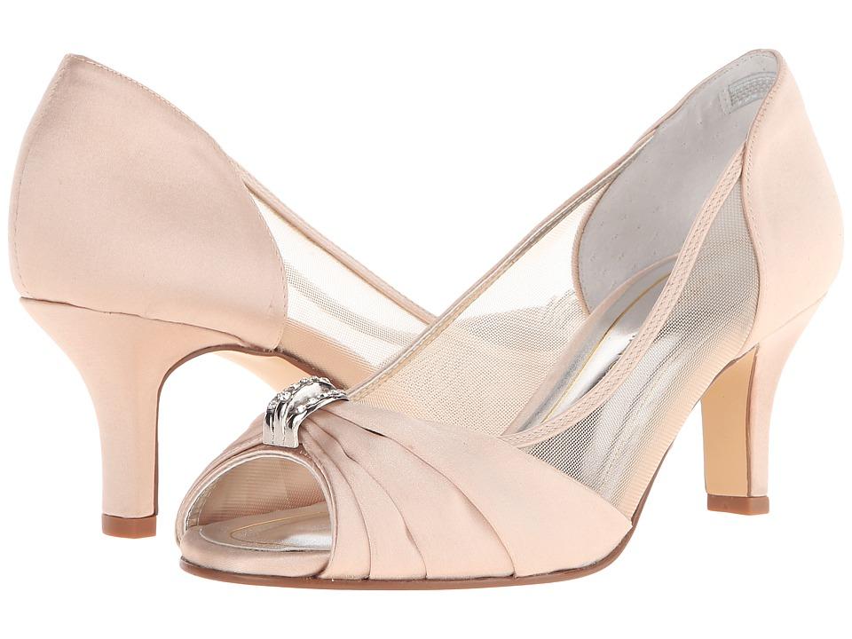 Caparros - Blanche (Gold Satin) Women's Shoes