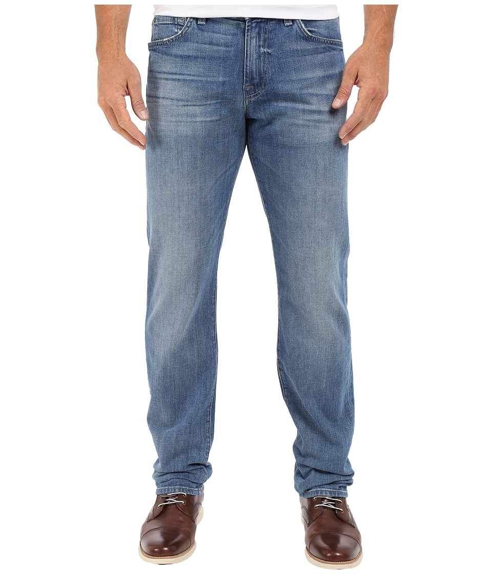 7 For All Mankind - Standard Straight Leg in Eastern Light (Eastern Light) Men's Jeans