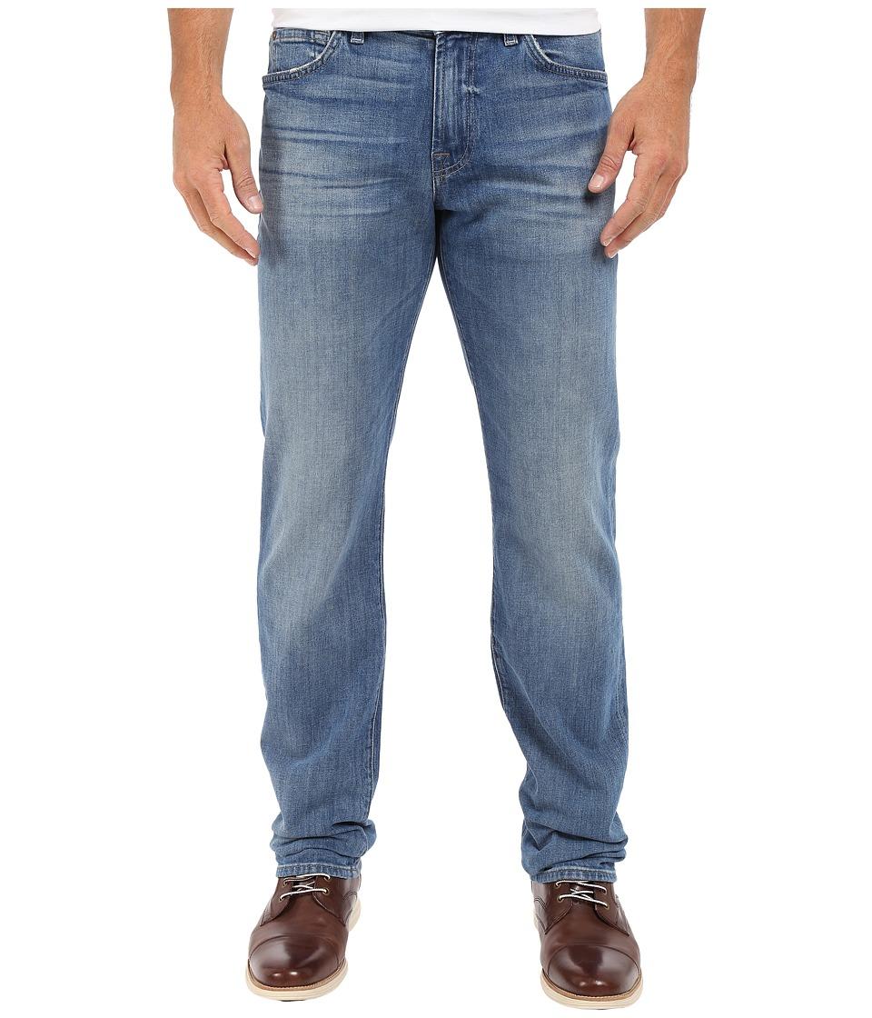 7 For All Mankind - Standard Straight Leg in Eastern Light (Eastern Light) Men's Jeans
