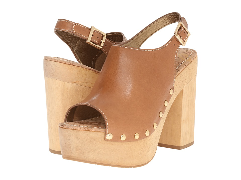 Sam Edelman - Marley (Saddle Vaquero Saddle Leather) High Heels