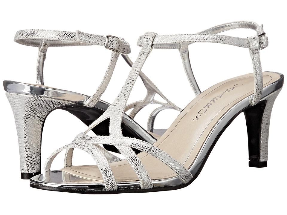 Caparros Bonita (Silver Lizard) Women's Shoes