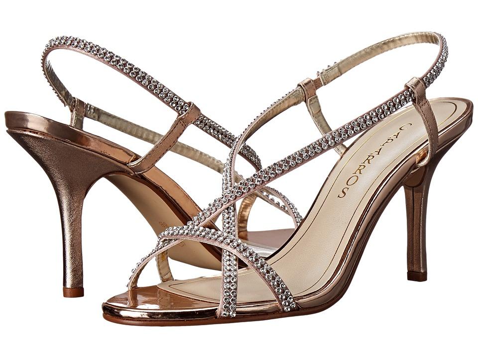Caparros - Bianca (Rose Metallic) Women's Shoes