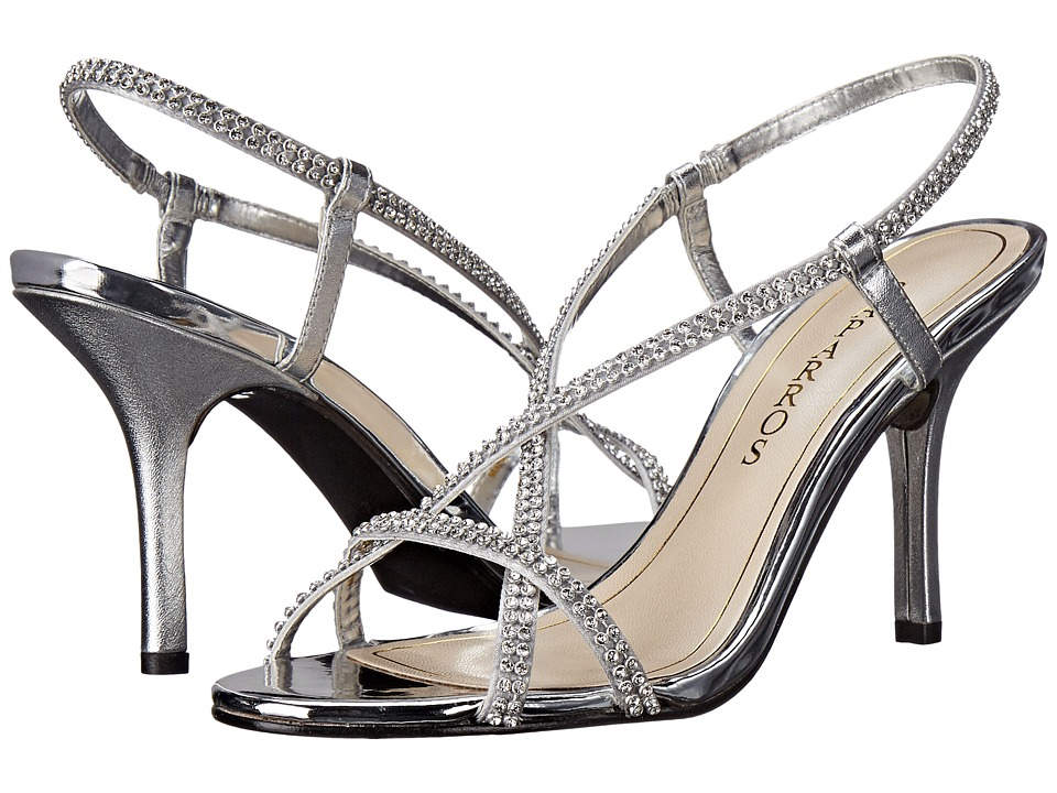 Caparros - Bianca (Silver Metallic) Women's Shoes