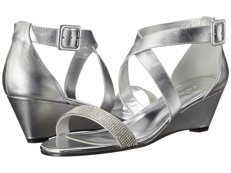 Caparros Blair (Silver Metallic) Women
