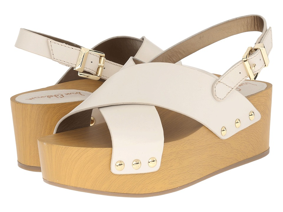 Sam Edelman - Bentlee (Modern Ivory Vaquero Saddle Leather) Women's Sandals