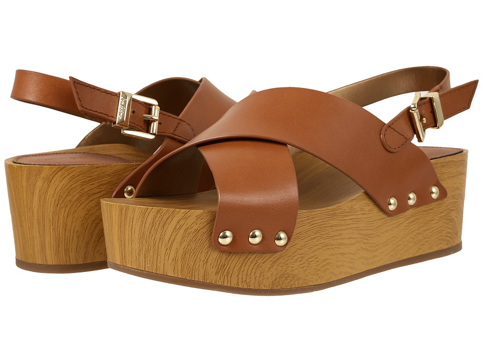 Sam Edelman - Bentlee (Saddle Vaquero Saddle Leather) Women's Sandals