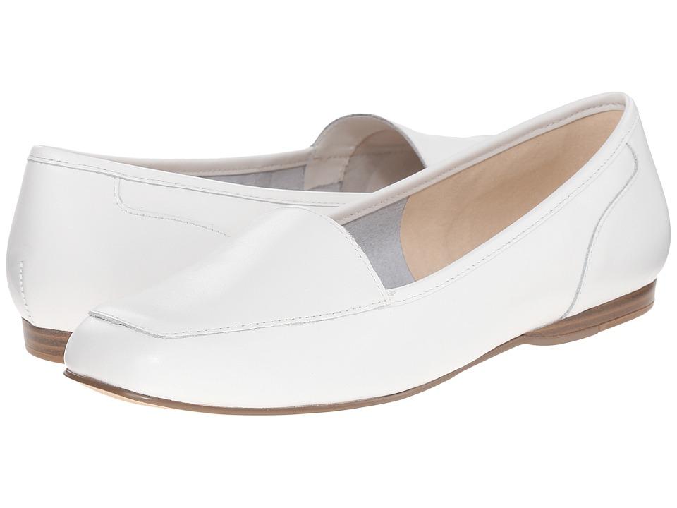 Bandolino Liberty (White Leather) Women