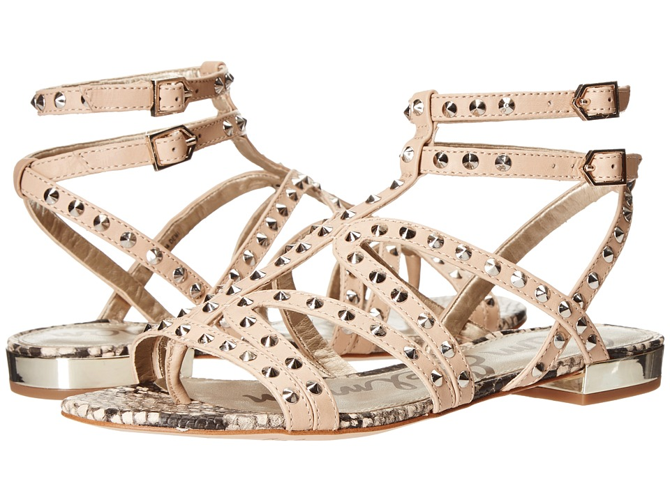 Sam Edelman - Demi (Nude Leather) Women's Sandals