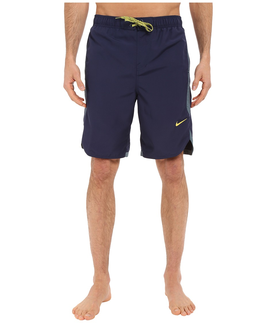 Nike - Core Rapid 9 Volley Short (Navy) Men's Swimwear