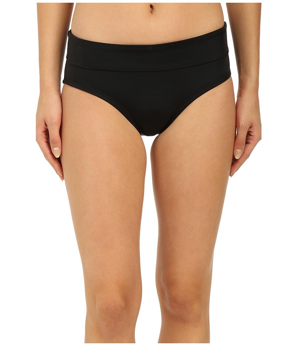 Nike - Core Mod Brief (Black) Women's Swimwear