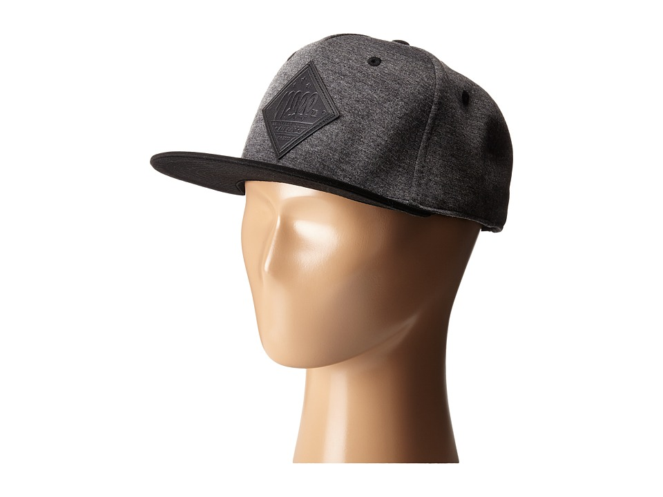 Neff - All Day Cap (Youth) (Grey/Black) Caps