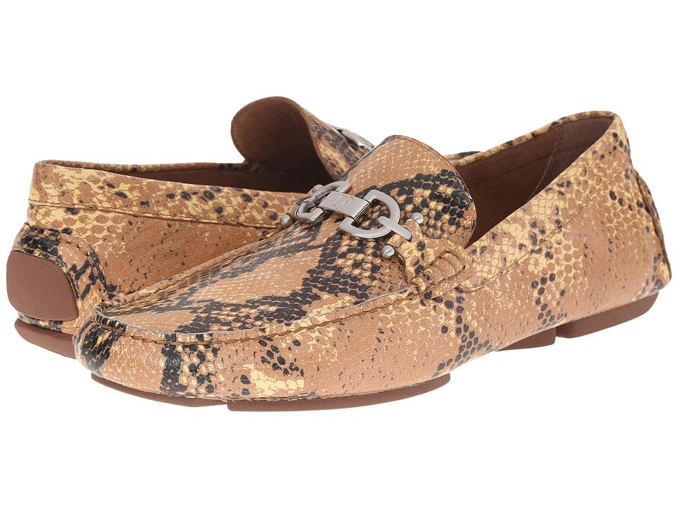 Donald J Pliner - Veba2 (Beige) Men's Shoes