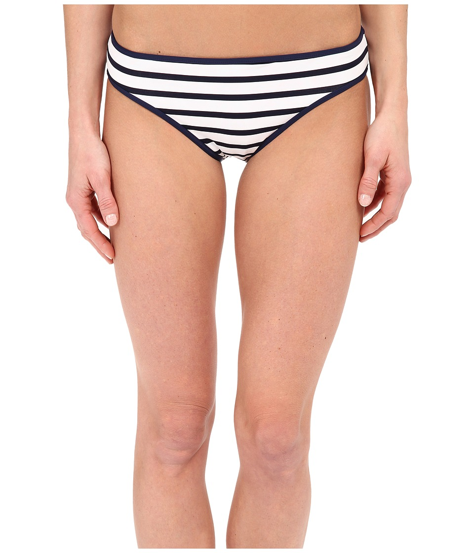 Tommy Bahama Mare Stripe Reversible Hipster (Mare Navy) Women