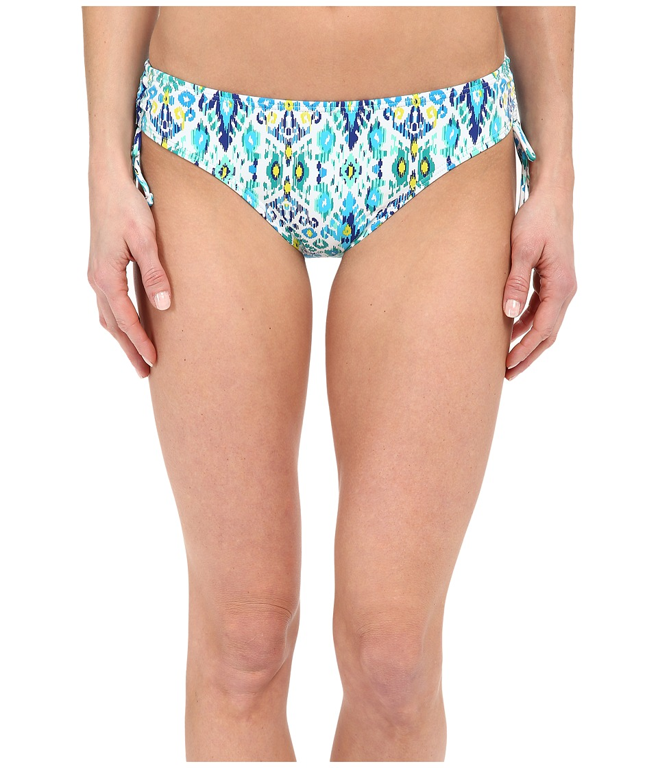 Tommy Bahama - Ikat Tunnel Tie Sides Hipster (Multicolor) Women's Swimwear