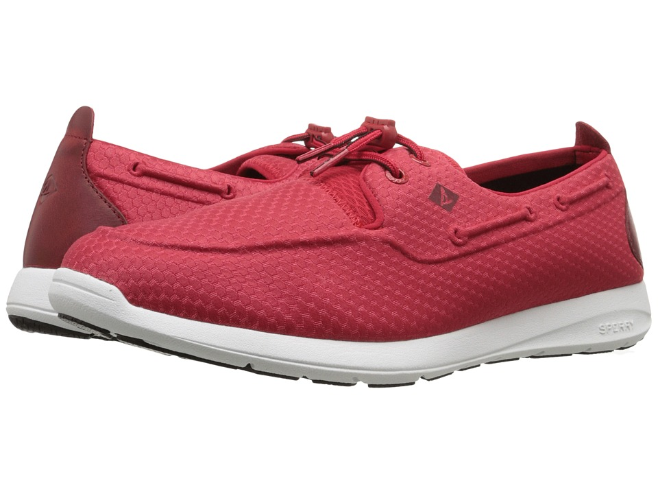 Sperry Top-Sider Sojourn 2 Eye Molded Mesh (Red) Men