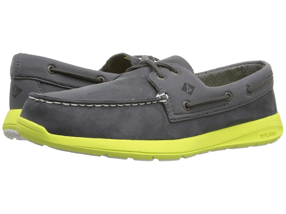 Sperry Top-Sider Sojourn 2 Eye Micro Fiber (Grey) Men