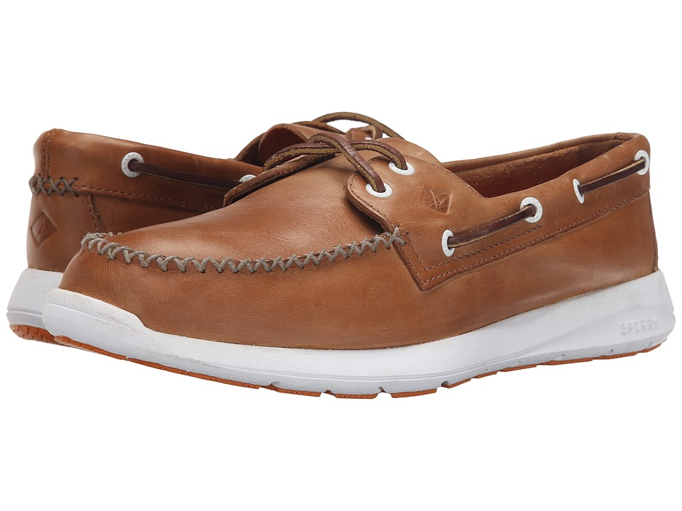 Sperry Top-Sider Sojourn 2 Eye Leather (Tan) Men