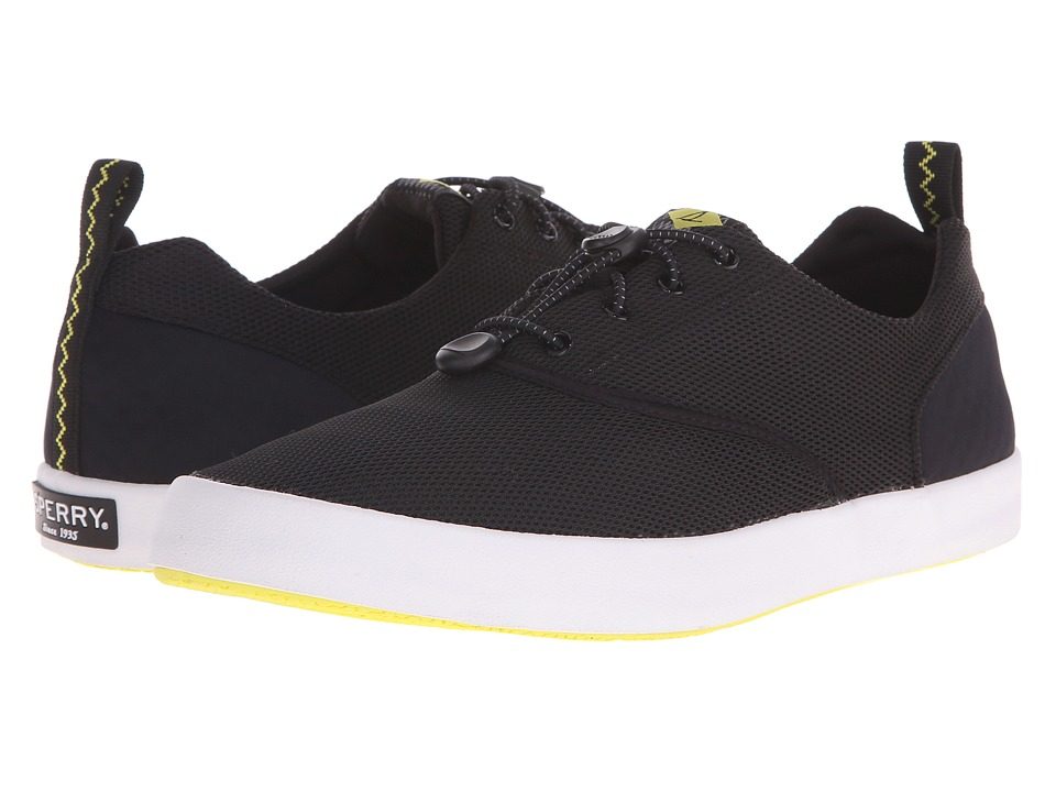 Sperry Top-Sider Flex Deck CVO (Black) Men