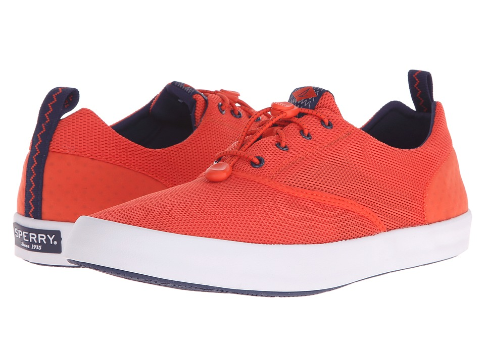 Sperry Top-Sider Flex Deck CVO (Orange) Men